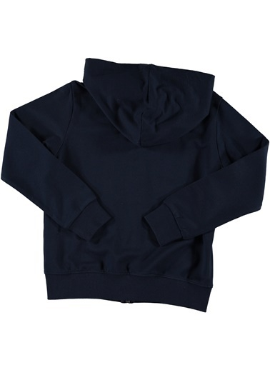 012 Benetton Sweatshirt Lacivert